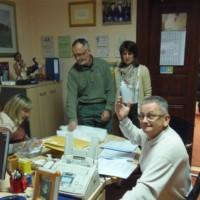 Ekipa u radnim i slobodnim aktivnostima